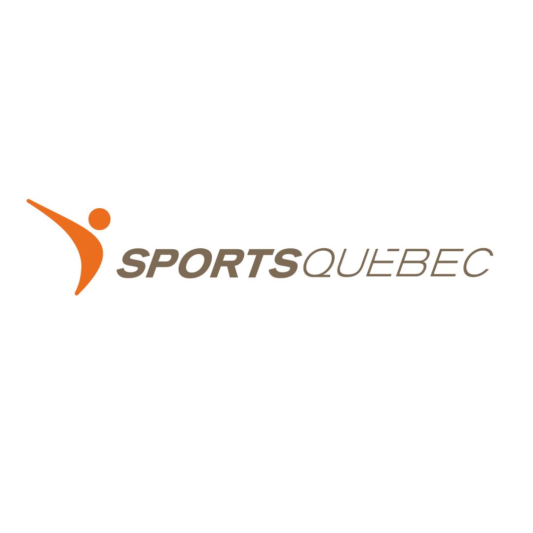 SportsQuébec Logo Carre Blanc