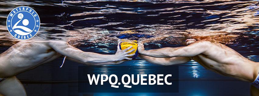 Le site web de Waterpolo Québec fait peau neuve!